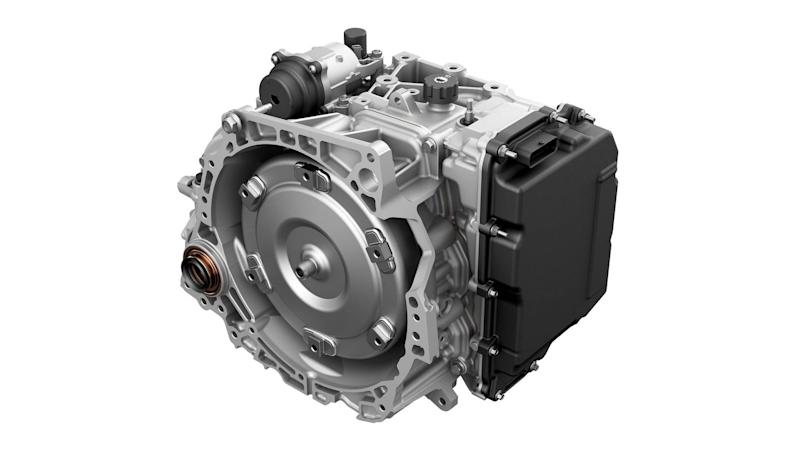 GM 9-speed automatic transmission