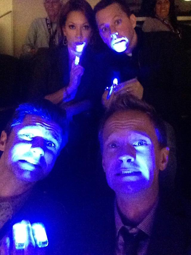 "All the lights are out!! It's pandemonium!! Thank god we have out Beyonce finger lights!"" Well said, NPH!"
