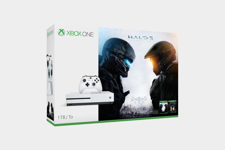 Halo Xbox One S Bundle Thumb