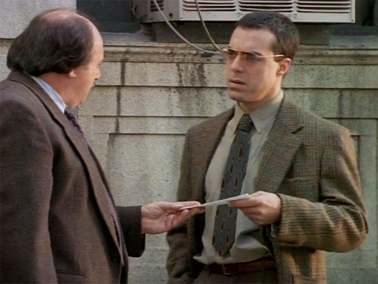 Titus Welliver in ABC's NYPD Blue. (Photo: ABC)