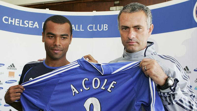 'I enjoyed Scolari and Ancelotti' - Cole snubs Mourinho from list of favourite managers
