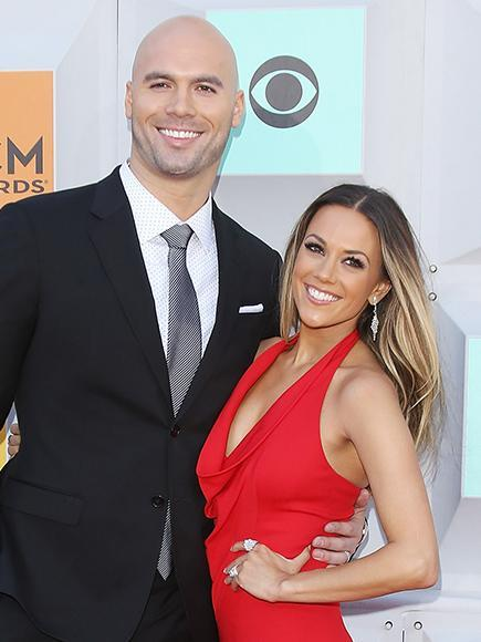 """<p>Just four months after they started dating, Caussin got down on one knee and <a href=""""https://people.com/country/jana-kramer-engaged-to-michael-caussin-country-singer-football-player-to-wed/"""" rel=""""nofollow noopener"""" target=""""_blank"""" data-ylk=""""slk:proposed"""" class=""""link rapid-noclick-resp"""">proposed</a> in December 2014. </p> <p>""""It was a beautiful surprise,"""" Kramer told PEOPLE in a statement at the time. """"He was the perfect gentleman. Nervous, on one knee, and surrounded by some of the people that love us the most.""""</p>"""
