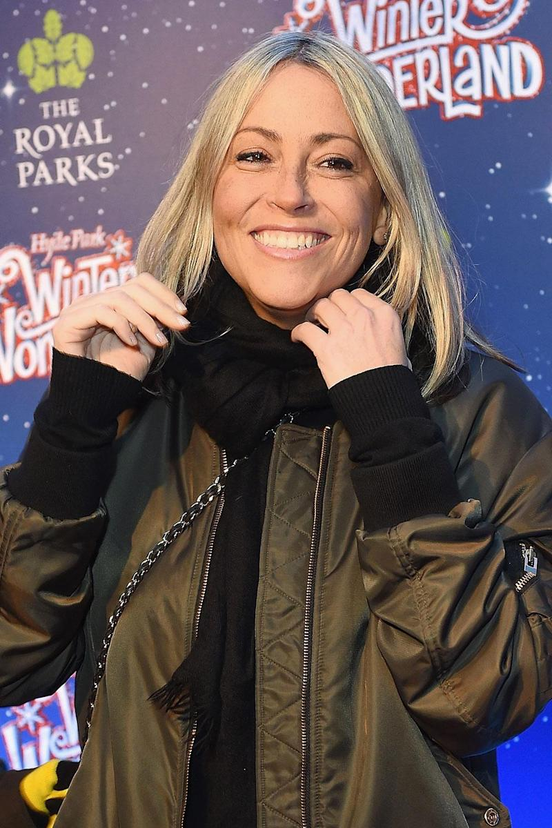 Just good friends? Nicole Appleton was spotted with Paddy McGuinness(Tabatha Fireman/Getty Images)