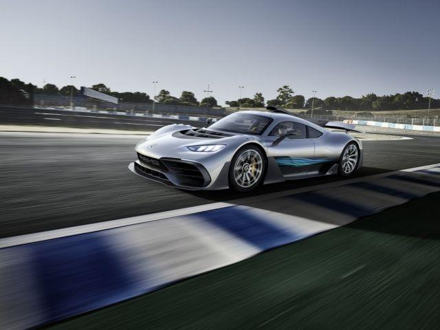 Mercedes-Benz Will Unveil This $2.4 Million Hypercar With 1100 Horsepower Soon