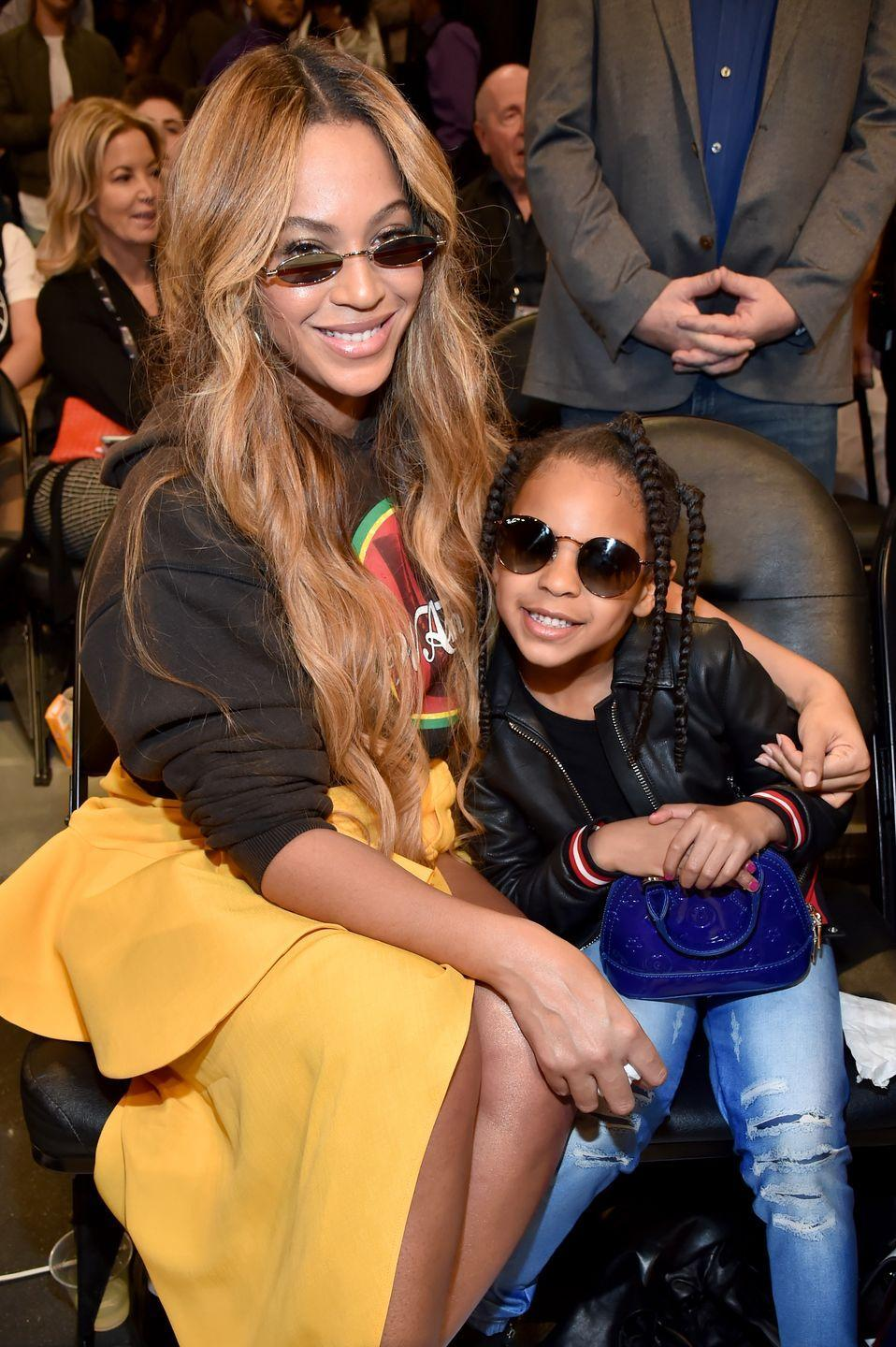 "<p>""My <a href=""https://www.today.com/series/family-entertainment/beyonc-jay-z-parenting-their-14-best-quotes-t107726"" rel=""nofollow noopener"" target=""_blank"" data-ylk=""slk:daughter"" class=""link rapid-noclick-resp"">daughter</a> introduced me to myself ... My mother and I are so close, and I always prayed that I would have that type of relationship with my daughter. And she's still a baby, but the connection I had with her when I was giving birth was something that I've never felt before."" </p>"