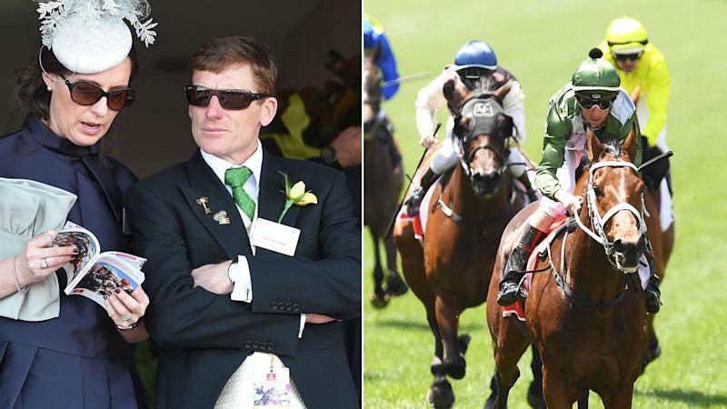 Johnny Murtagh doesn't agree with ideas to restrict international runners in the Melbourne Cup.
