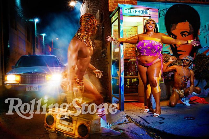 Lizzo | David LaChapelle for Rolling Stone