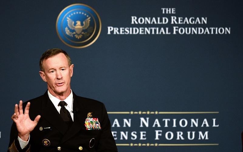 Retired US Navy admiral William McRaven, commander of the SEAL raid that killed Osama bin Laden, asked President Donald Trump to revoke his security clearance too in a gesture of solidarity with former CIA chief John Brennan