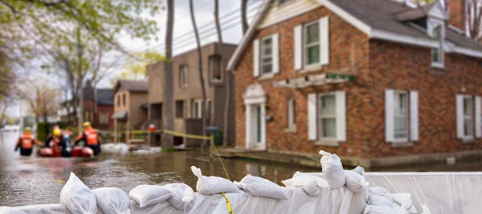 Flood insurance prices are about to surge  — here's what to do