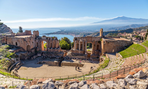 """After a long weekend in Israel, and a couple of appetisers in Sicily, the Giro d'Italia - professional cycling's second most prestigious stage race after the Tour de France - begins in earnest today with a brutal slog up the slopes of Mount Etna. Over the coming weeks viewers will be treated to more beautiful Italian landscapes – the 2018 route also features the sun-soaked Amalfi Coast (stage eight), the dramatic Dolomites (stage 15), Lake Garda and Lake Iseo (stage 17), and the beautiful Aosta Valley (stage 20). If the action leaves you itching to explore the country on two wheels, here are some fine options. The mountains of Alta Badia There are few better places to ride a bike than this glorious corner of the Dolomites, centred on the village of Corvara - so long as you don't mind going uphill. A popular loop from Corvara is the Sellaronda, with boasts a quartet of lofty passes - the Passo Pordoi (2,239m), the Passo Gardena (2,121m), the Passo Campolongo (1,875m) and the Passo Sella (2,244m). A little further afield is the Tre Croci (1,805m), which features on stage 15 of this year's Giro d'Italia, and the mighty Giau (2,236m), which appears regularly in the race. The Giau Credit: TTstudio - Fotolia Telegraph Travel's Chris Leadbeater visited last year. He wrote: """"The sign above Alta Badia's door reads 'Italy', but the prevailing architecture – heavy-eaved chalets, slanting roofs and sturdy timber – sings of its Austro-Germanic past. Even the language spoken in this perfect pocket of the Dolomites is a merging of influences – Ladin takes a little from Italian and a syllable or two from German, but is its own master, most closely related to the Romansh tongue spoken in Switzerland. This all adds up to an ethereal at-altitude enclave, some two hours and 110 miles north of Venice."""" Hotel Melodia del Bosco (0039 0471 839 620; melodiadelbosco.it), in Badia, offers a range of stay-and-cycle packages. For a trip that includes entry to the epic Maratona dles Dolomites sp"""