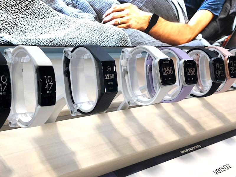 Google's Fitbit Deal Tests Merger Cops Eyeing Data Giants