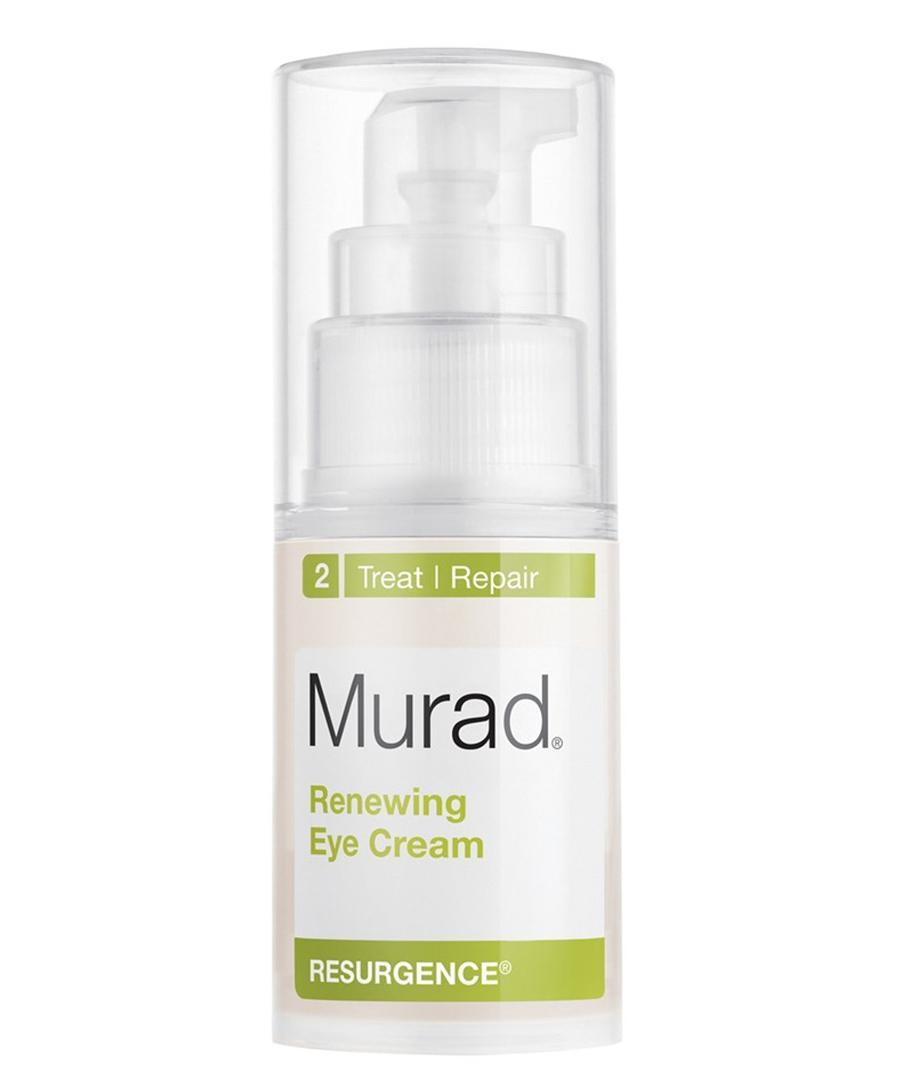 "<p>""My favorite eye cream is the Murad Renewing Eye Cream. It has light and creamy consistency, easily absorbed, wearable under concealer,"" says Kristine Cruz, Senior Makeup Artist at <a href=""http://www.antonioprietosalon.com/"" rel=""nofollow noopener"" target=""_blank"" data-ylk=""slk:Antonio Prieto Salon"" class=""link rapid-noclick-resp"">Antonio Prieto Salon</a>.</p> <p>$80 