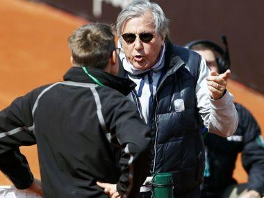 lie Nastase ban reduced by eight months on appeal but fine doubled for aggressive behaviour at Fed Cup