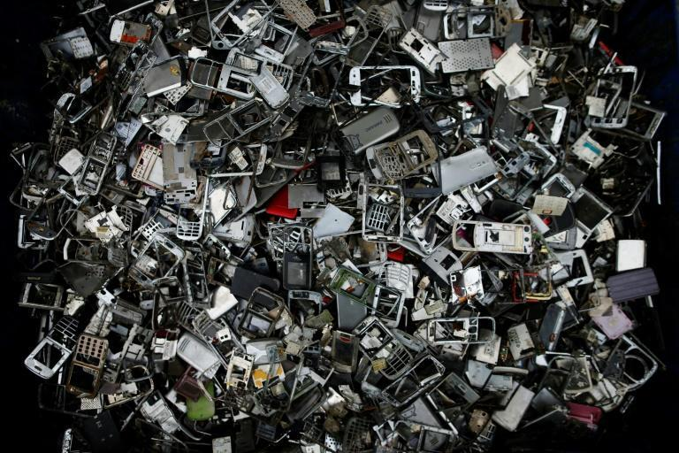 According to the United Nations more than 50 million tonnes of electronic waste was discarded in 2019