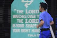 Religion looms large in the life of the boxer, who became a devout evangelical Christian about a decade ago after giving up his playboy lifestyle