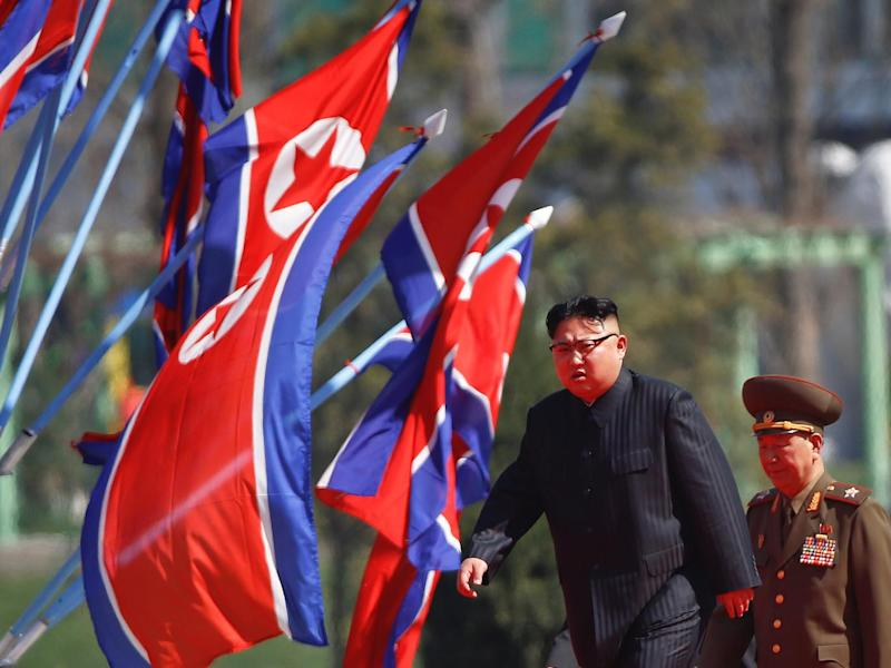 North Korean leader Kim Jong-Un has continued to hold nuclear weapons testing, despite warnings from world leaders (Reuters)