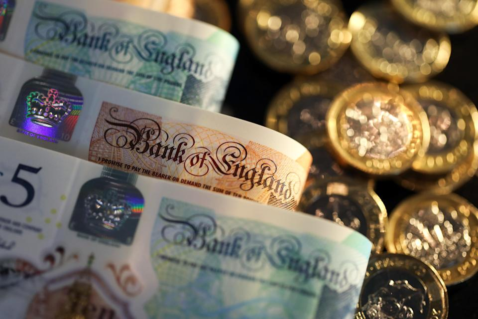 Money, money, money: but does it have to be accepted at shops? Getty Images