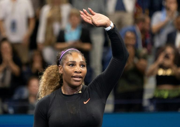 Serena Williams is back in the final at Flushing Meadows after last year's controversial showdown with Naomi Osaka