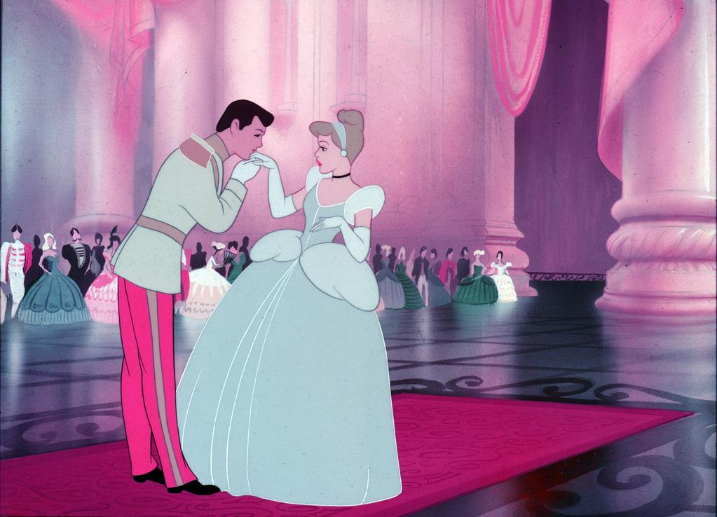 "1950 Walt Disney Studios' animated film ""Cinderella"" debuted on 560 screens on this day. It was Disney's first full-length animated feature since ""Bambi"" (1942), and the first after shutting down full-scale production for World War II."
