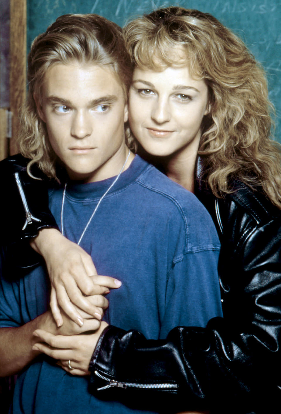 <p><b>Aired:</b> September 24, 1991 on CBS<br><b>Stars:</b> Helen Hunt, Ken Howard, Michael Learned, and Howard Hesseman<br><br><b>Ripped from the headlines about:</b> Pamela Smart (pre-Oscar, pre-<i>Mad About You</i> Hunt), who was convicted of convincing her 15-year-old student and lover Billy Flynn and his friends to murder her 24-year-old husband in 1990, because she didn't want to be married anymore. Smart was sentenced to life in prison without the possibility of parole after the teens testified against her, and her story also inspired the 1990 big-screen movie <i>To Die For</i>, which earned Nicole Kidman a Golden Globe for her portrayal of Smart-like Suzanne Stone.<br><br><i>(Credit: Everett Collection)</i> </p>