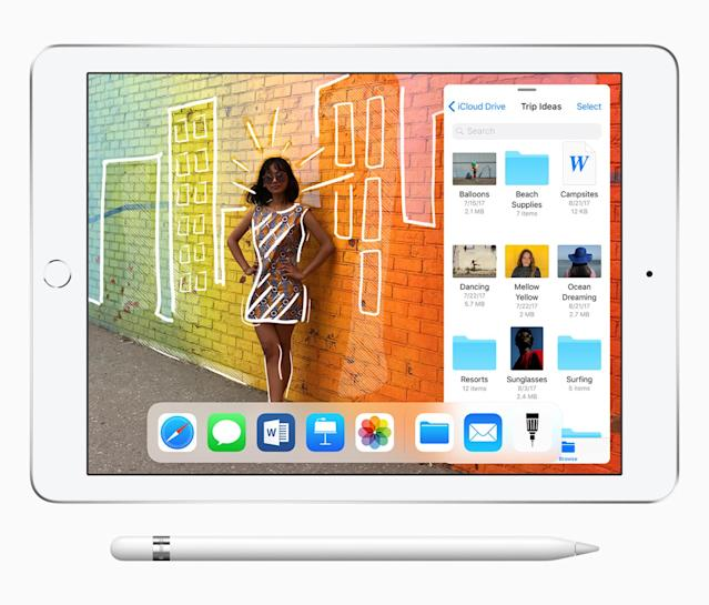 Apple has announced a new 9.7-inch iPad for $329.