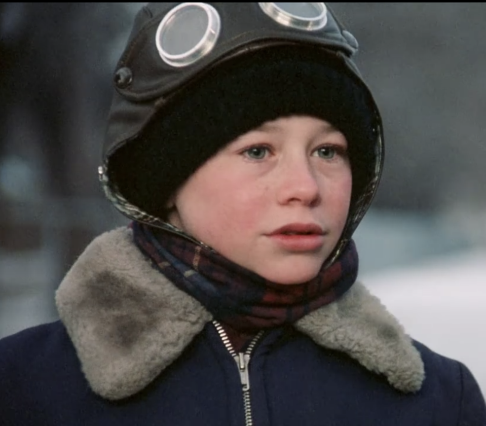 """<p>Oh, Flick. <strong>Scott Schwartz</strong>'s character should have stuck up for himself instead of licking that frozen pole — but, after all, he was triple-dog-dared. Unlike many of his costars, Scott got his big break before <em>A Christmas Story</em> when he starred alongside <strong>Richard Pryor</strong> and <strong>Jackie Gleason</strong> in <em><a href=""""https://www.amazon.com/Toy-Richard-Pryor/dp/B000RL1G2S?tag=syn-yahoo-20&ascsubtag=%5Bartid%7C2164.g.35017104%5Bsrc%7Cyahoo-us"""" rel=""""nofollow noopener"""" target=""""_blank"""" data-ylk=""""slk:The Toy"""" class=""""link rapid-noclick-resp"""">The Toy</a></em>. The New Jersey actor also filmed the comedy <em><a href=""""https://www.amazon.com/Kidco-Marty-Van-Hoe/dp/B001K8YZMK?tag=syn-yahoo-20&ascsubtag=%5Bartid%7C2164.g.35017104%5Bsrc%7Cyahoo-us"""" rel=""""nofollow noopener"""" target=""""_blank"""" data-ylk=""""slk:Kidco"""" class=""""link rapid-noclick-resp"""">Kidco</a></em> in 1982, but it wasn't released until <a href=""""https://filmschoolrejects.com/kidco-the-right-wing-children-s-movie-that-shouldn-t-be-forgotten-a69fbad1e683/"""" rel=""""nofollow noopener"""" target=""""_blank"""" data-ylk=""""slk:two years later"""" class=""""link rapid-noclick-resp"""">two years later</a>. </p>"""
