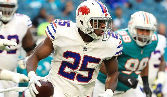 LeSean McCoy to play vs. Jaguars