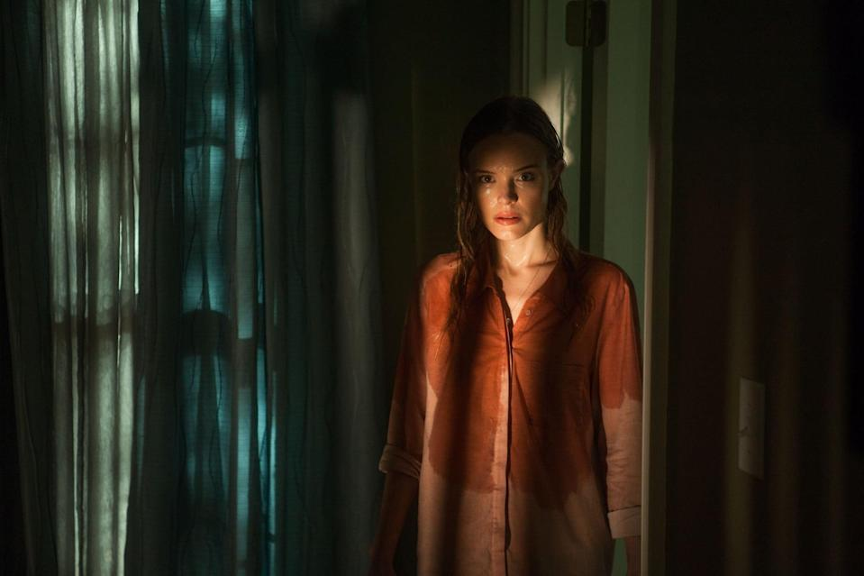 """<p>Nothing like a little maddening surreal horror to really add a little kick to your horror movie viewing experience, right? </p> <p>Watch <a href=""""https://www.netflix.com/title/80002667"""" class=""""link rapid-noclick-resp"""" rel=""""nofollow noopener"""" target=""""_blank"""" data-ylk=""""slk:Before I Wake""""><strong>Before I Wake</strong></a> on Netflix now.</p>"""