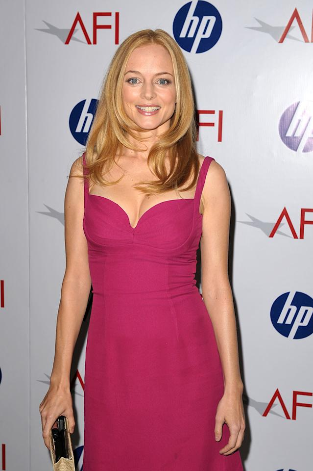 "January 29: Heather Graham turns 41 John Shearer/<a href=""http://www.gettyimages.com/"" target=""new"">GettyImages.com</a> - January 15, 2010"