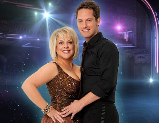 "Nancy Grace, the HLN legal analyst known for her tough talk and strong opinions, joins last season's Troupe member Tristan MacManus, who makes his ""Dancing with the Stars"" debut as a professional partner this season"