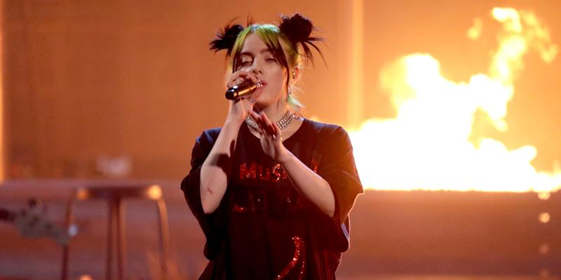 Music sensation Billie Eilish crowned Billboard`s 2019 Woman of the Year
