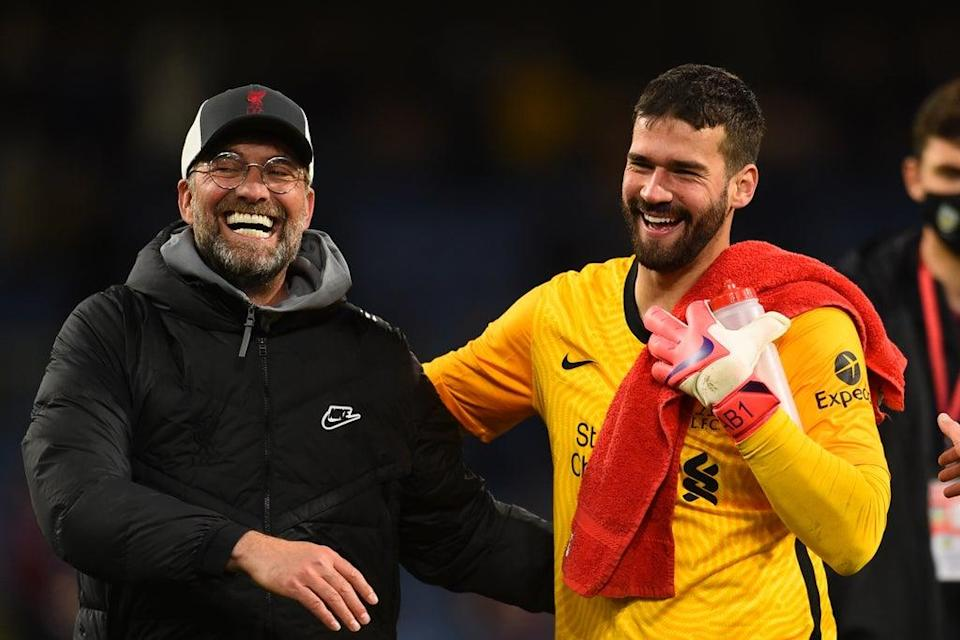 (Liverpool FC via Getty Images)