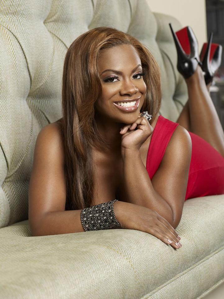 """Kandi Burruss stars in """"The Real Housewives Of Atlanta."""""""