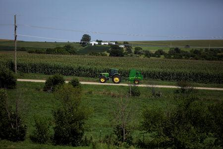 House passes bill to reauthorize farm programs, food aid