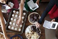 """<p>Russian immigrants who immigrated to Kansas in the 1800s are said to have brought this unique recipe with them. Peppernuts or pfefferneuse are spicy cookies, finished with a delicate layer of powdered sugar.</p><p>Get the recipe from <a href=""""https://whatsgabycooking.com/german-pfeffernusse-cookies/unnamed-2/"""" rel=""""nofollow noopener"""" target=""""_blank"""" data-ylk=""""slk:What's Gaby Cooking"""" class=""""link rapid-noclick-resp"""">What's Gaby Cooking</a>.<br></p>"""