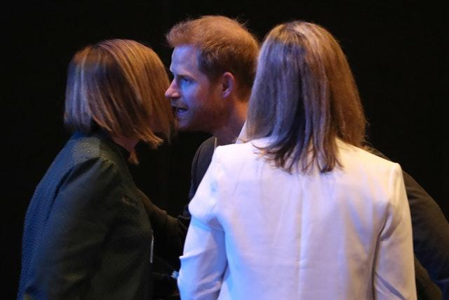 Duke of Sussex at sustainable tourism summit