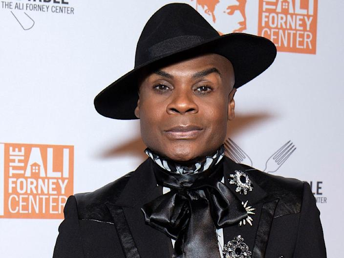 """Nathan Lee Graham in 2019. <p class=""""copyright"""">Santiago Felipe/Getty Images</p>"""