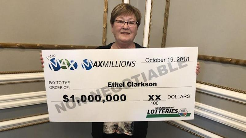 Woman Wins $700,000 Lottery on Her Birthday
