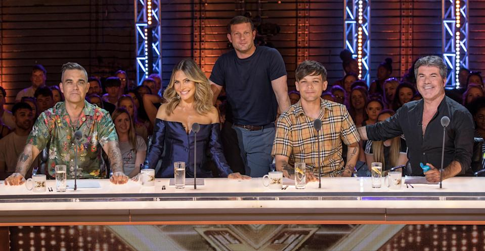 X Factor ratings are at an all time low. (ITV Pictures)