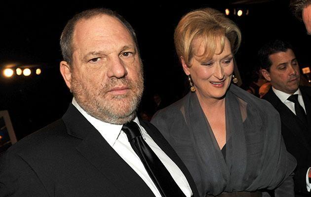 Meryl said while she was unaware of Harvey's actions she praised those who have come forward. Source: Getty