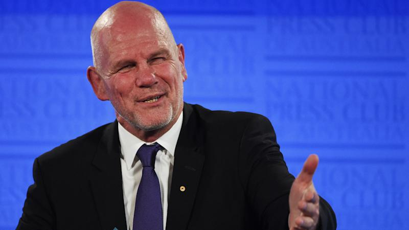 Australian Republican Movement head Peter FitzSimons says there's widespread support for a republic.