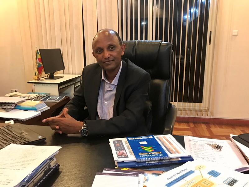 Ethiopian human rights boss battles scant resources