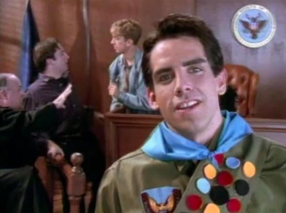 Years before starring in huge movies like <i>Meet the Parents</i>, <i>There's Something About Mary</i>, and <i>Zoolander</i>, <strong>Ben Stiller </strong>had a sketch comedy show named after him that aired first on MTV, then Fox, from 1992 to 1995. While the show was short-lived, it features some of the most popular names in comedy as writers and actors: <strong>Judd Apatow</strong>, <strong>Janeane</strong> <strong>Garofalo</strong>, <strong>David</strong> <strong>Cross</strong>, <strong>Bob</strong> <strong>Odenkirk</strong>, and <strong>Andy</strong> <strong>Dick</strong>, among others.