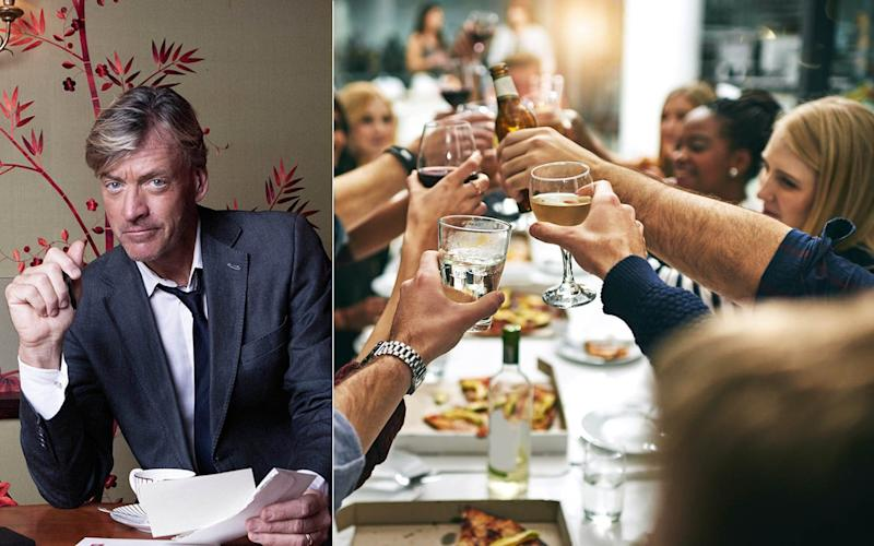 Dear Richard Madeley: 'How can I stop my husband holding court at parties?' - Rii Schroer/Getty Images