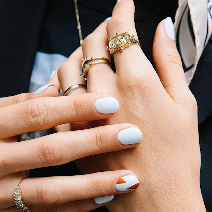 3 Cool Nail-Color Trends That Are Basically Like Summer in a Bottle