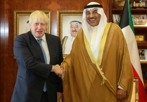 UK foreign minister urges Arab states to end Qatar boycott