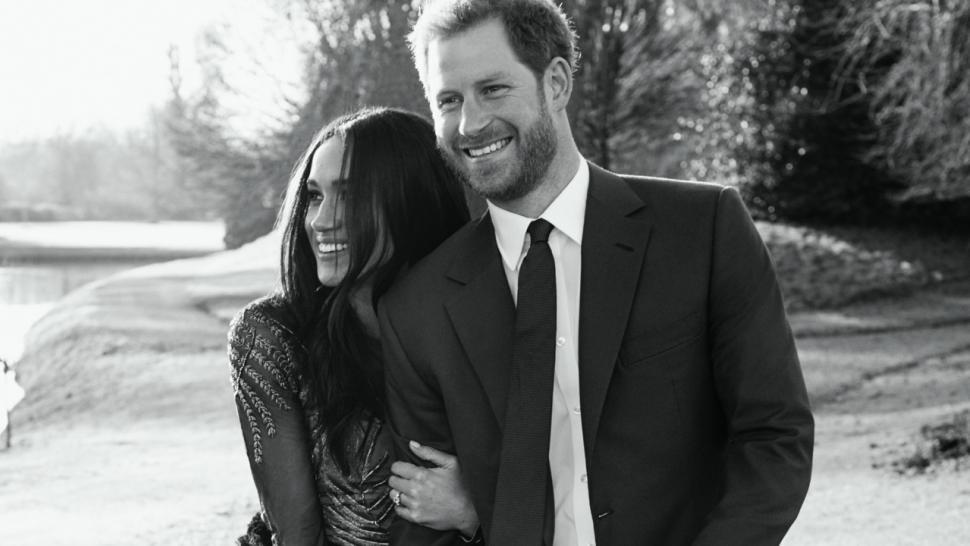 Why Meghan Markle Wore Sheer Engagement Dress Video