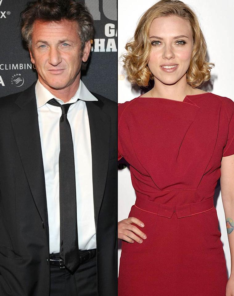 "According to <i>Star</i>, Sean Penn and Scarlett Johansson ""had a huge fight about her drinking, smoking and... weight gain."" The magazine reports Penn's ""urging"" Johansson to go on a diet, which is a ""touchy"" subject with her. And even though the actress would like to drop a few pounds, ""she doesn't want Sean telling her she should,"" notes <i>Star</i>. For how often Penn pesters Johansson to lose weight and the level of her anger about it, get the inside scoop from <a href=""http://www.gossipcop.com/sean-penn-scarlett-johansson-diet-weight-fight/"" target=""new"">Gossip Cop</a>. George Napolitano/<a href=""http://www.filmmagic.com/"" target=""new"">FilmMagic.com</a>/ John Shearer/<a href=""http://www.wireimage.com"" target=""new"">WireImage.com</a>"