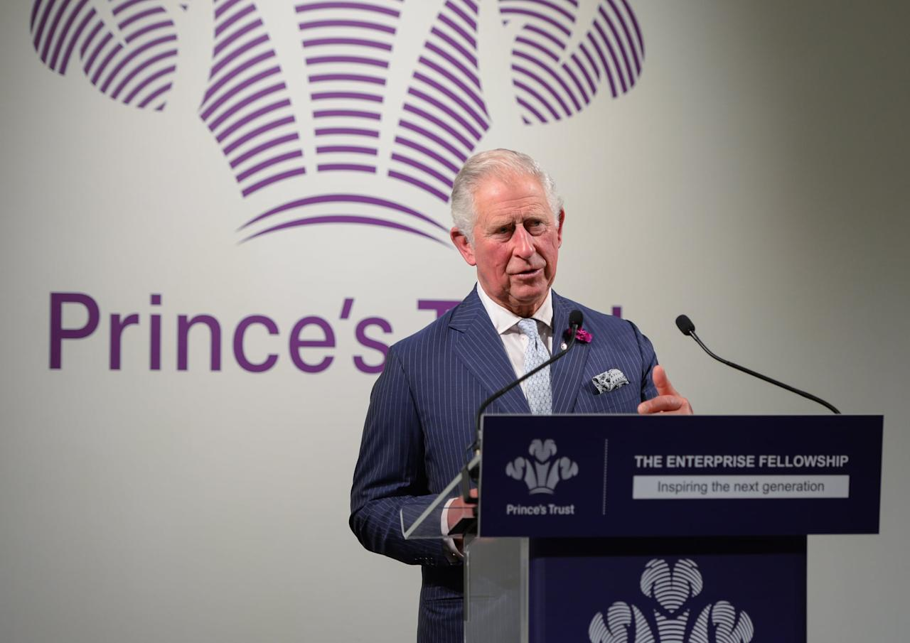 <p>In 1967, Prince Charles made history when he entered Trinity College, Cambridge. He studied history, archaeology, and anthropology and graduated with a 2:2 (lower second-class honors) degree in 1970. This was the first time in history that a British monarch or heir to the throne had achieved a college degree. He also has a master's degree, but as an academic rank by virtue of seniority (this is the practice at Oxford, Cambridge, and Dublin), not as a mark of further study.</p>