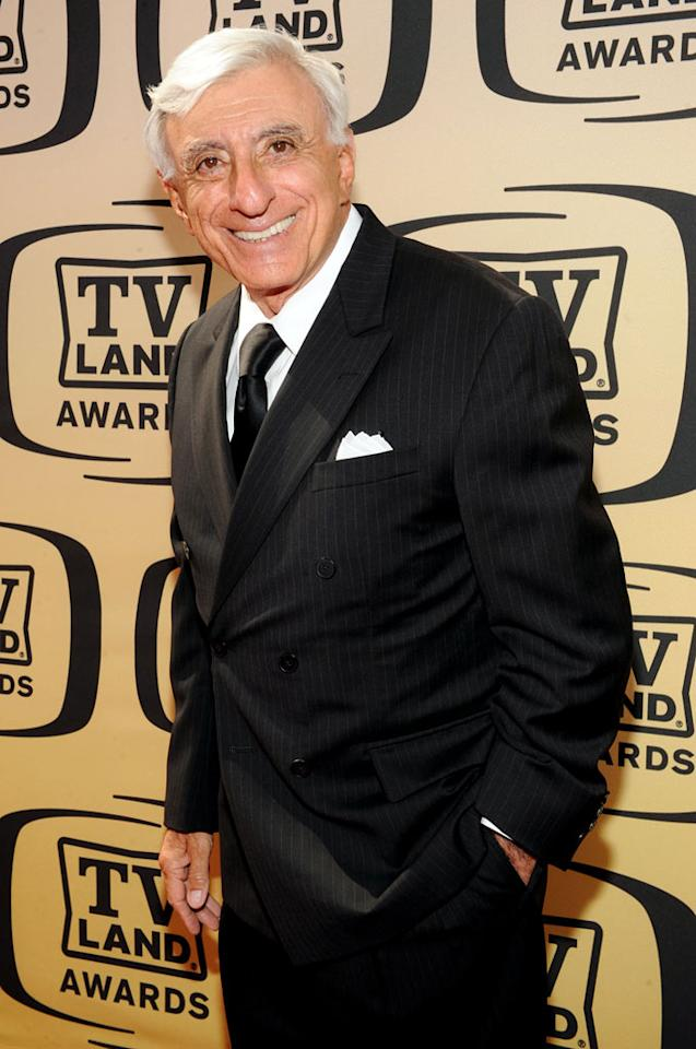 "Jamie Farr (""M*A*S*H"") arrives at the <a href=""/the-8th-annual-tv-land-awards/show/46258"">8th Annual TV Land Awards</a> held at Sony Studios on April 17, 2010 in Culver City, California. The show is set to air Sunday, 4/25 at 9pm on TV Land."
